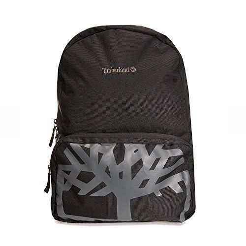Timberland Sport Logo Backpack in Black - One Size