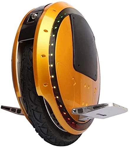 FDGSD Scooter eléctrico para Adultos, Monociclo...
