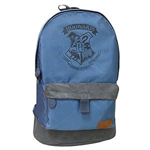 Harry Potter MC-02-HP Mochila Hogwarts de Mochila Tipo Casual, 40 cm, 22 litros, Multicolor 24