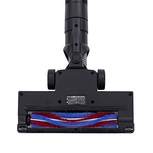 アイリスオーヤマ掃除機コードレスハンディサイクロンスティッククリーナーパワーヘッド2WAY軽量重量1.3kg静音ブラックSCD-141P-B