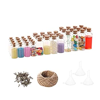 potion bottles with corks