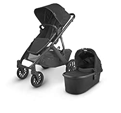 UPPAbaby Vista V2 stroller with bassinet option