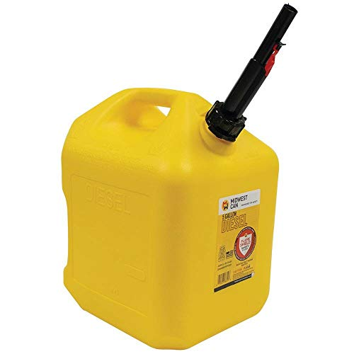 Midwest Can 8600 Diesel Can - 5 Gallon Capacity