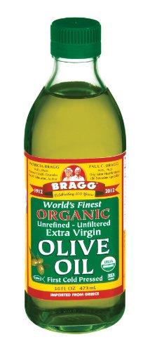 Aceite Oliva marca Bragg