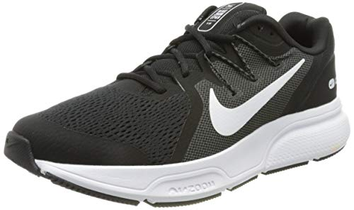7. Nike Men's Zoom Span 3 Anthracite Running Shoe