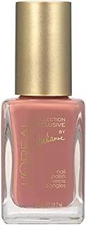 L'Oreal Paris Colour Riche Nail Color Nude Privee Collection, Julianne's Nude, 0.39 Fluid Ounce