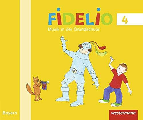 Fidelio Musikbücher - Ausgabe Bayern 2014: Schülerband 4: Ausgabe 2014