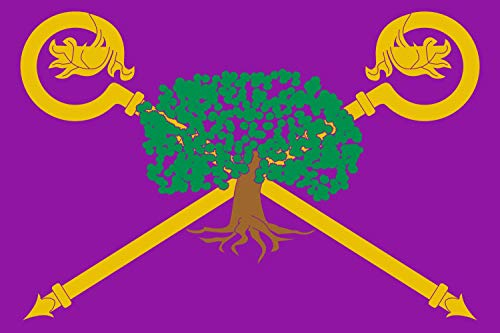 magFlags Bandera Large Paño Rectangular cuya Longitud es una Vez y Media su Altura   Bandera Paisaje   1.35m²   90x150cm