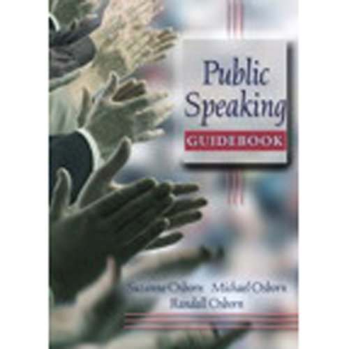 VangoNotes for Public Speaking, 8/e  By  cover art