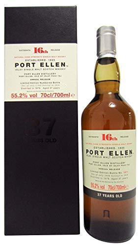 Port Ellen (silent) - 16th Release - 1978 37 year old Whisky