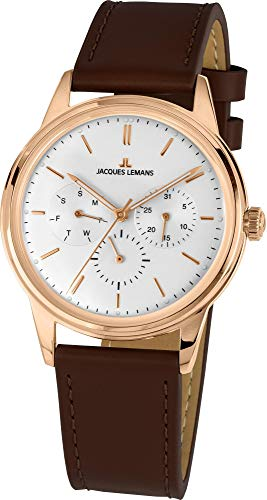Jacques Lemans Retro Classic 1-2061 1-2061E Reloj unisex