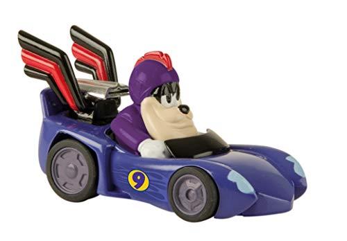Mickey Mouse- Mini Vehículos: Pete's Toro, Multicolor (IMC TOYS 182899) , color/modelo surtido