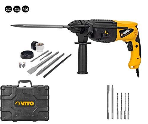 Martillo Percutor Hammer SDS PLUS 850 Vito Pro-Power