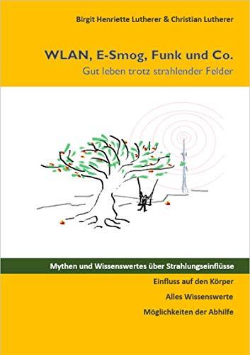 WLAN, E-Smog, Funk und Co.: Gut leben trotz strahlender Felder (German Edition)