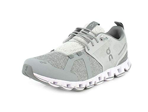 On-Running Cloud Damen-Laufschuh, Frottee, Silber (silber), 37.5 EU