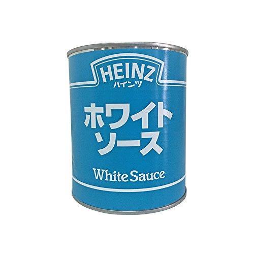 【 業務用 】 ハインツ ホワイトソース 2号缶 830g