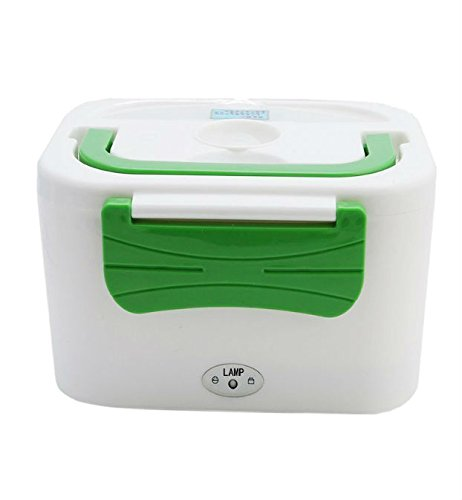 MUXAN Lunch Box Elettrico Contenitore Ideale per Il Pranzo in Ufficio Portavivande Lunch Box Portapranzo Termico