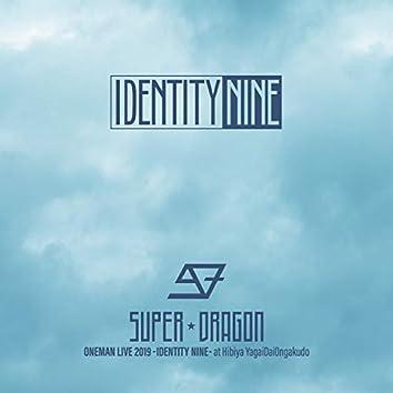 SUPER DRAGON Oneman Live 2019 Identity Nine at Hibiya Open Air Concert Hall
