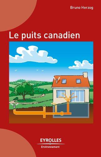 Le puits canadien (Eyrolles Environnement)