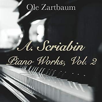 Alexander Scriabin: Piano Works, Vol. 2