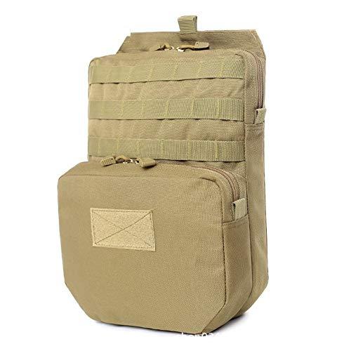 OAREA 3L táctico Molle bolsa impermeable hidratación mochila al aire libre bolsa...