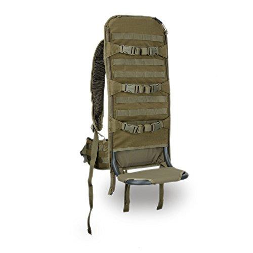 Eberlestock F1 Mainframe Backpack,Hide-Open Timber Veil F1HT - (26'L x 11'W)