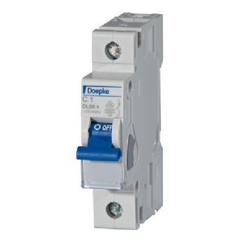 Doepke Leitungsschutzschalter DLS 6H C16-1 6 kA Leitungsschutzschalter 4014712163089