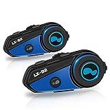 LEXIN LX-B2 MotoFõn BT Interphone Bluetooth...