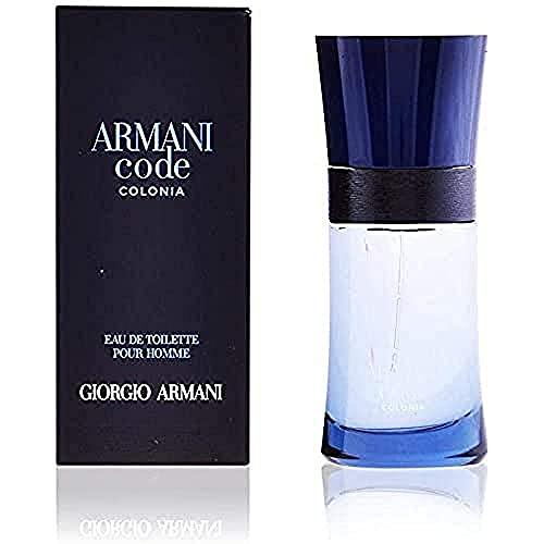 Code Colonia For Men Edt 125Ml, Giorgio Armani