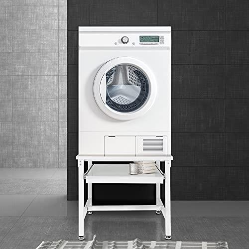 höja upp tvättmaskin ikea