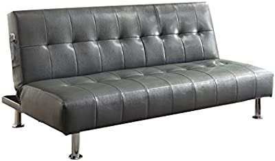 Amazon.com: J y M muebles 17901 Premium sofá cama jk044 – 3 ...
