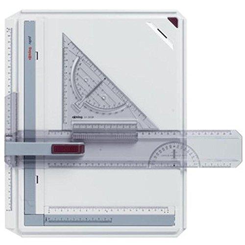 Zeichenplatte rotring Rapid, A4 m. Parallelzeichenschiene R522404
