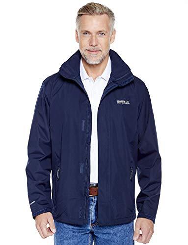 Regatta - Matt - Veste imperméable - Homme - Bleu (Navy) - Taille: XL