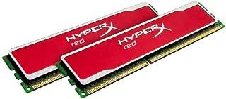 Kingston KHX16C9B1RK2/8X HyperX Red 8GB (4GB 512M x 64-Bit x 2 pcs.) DDR3-1600 CL9 240-Pin DIMM Kit