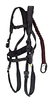 Kids Safety Harness Gorilla Gear G-TAC Air Youth Black Safety Harness designed for 50 lb to 120 lb youth