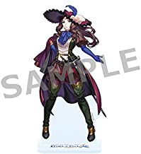 Fate Grand Order FES 2019 Exclusive FGO Caster Leonardo Da Vinci Character Acrylic Stands Mascot Key Chain Ball Chain Collection Part 4 Anime Art