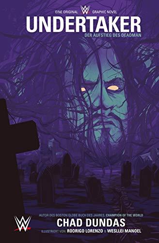 WWE Comics: Undertaker - Der Aufstieg des Deadman