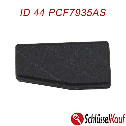 ID44 Transponder Wegfahrsperre PCF7935AS Crypto Chip passend für BMW Volkswagen ID 44 Neu