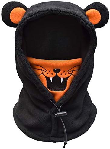 FCY Kids Balaclava Boys Girls Winter Hat Fleece Ski Mask Windproof Face Mask product image