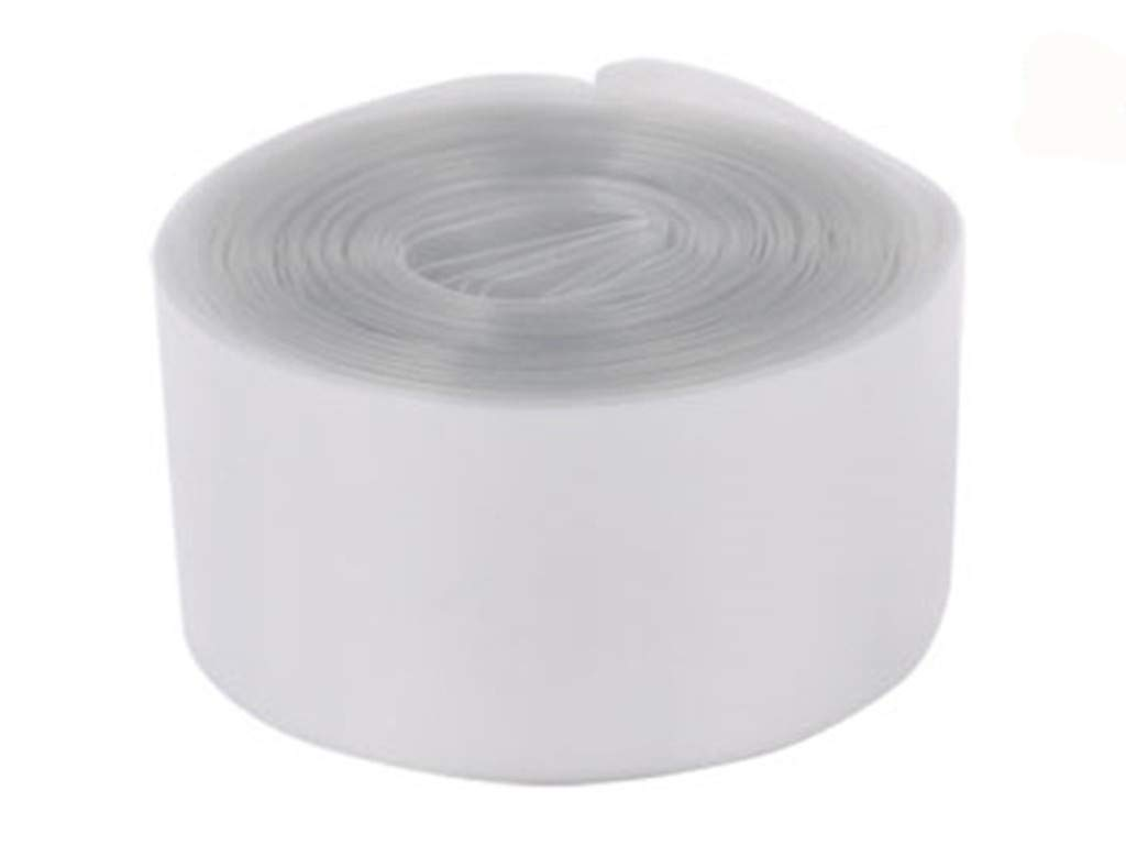 XJS 30mm Width 8M Length PVC Heat 1 for Tube Tubing 100% quality warranty Shrink At the price of surprise Clear