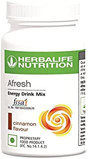Herbalife Afresh Energy Drink Mix 50 Grams (Cinnamon)