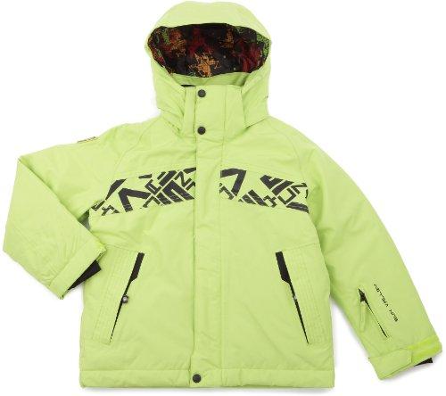 Sun Valley terr Jacke Ski Jungen Grün Herb 8 Jahre - Vert acidulé