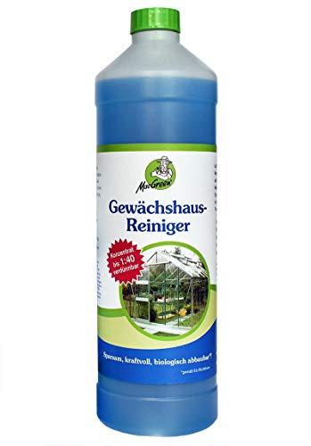 MacGreen® Gewächshaus Wintergarten Reiniger Konzentrat (1 Liter)