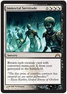 Magic: the Gathering - Immortal Servitude (220) - Gatecrash