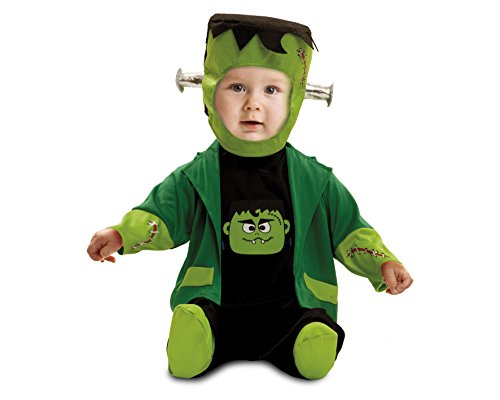 My Other Me Me-201860 Disfraz de bebé Franky para niño, 7-12 meses (Viving Costumes 201860)