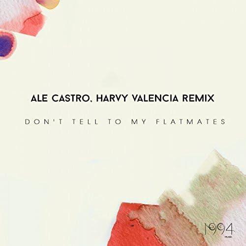 Ale Castro, Harvy Valencia
