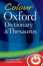 Oxford Colour Dictionary and Thesaurus