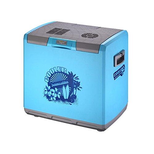 JCOCO 30L Car Frigorifero Auto e Casa Mini-uso Mini Frigorifero auto Cold Box di grande capacità di viaggio portatile da scegliere