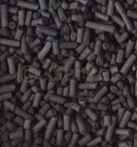 happet Aktivkohle Pellets 25 kg Filtermaterial Filter Kohle Pellets