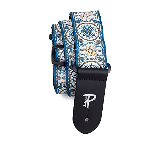 Perri's Leathers Ltd. - Correa de guitarra - Nylon - Jacquard -...